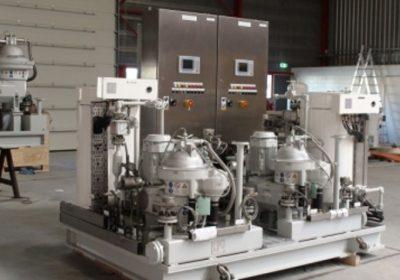 润滑油净化分离器