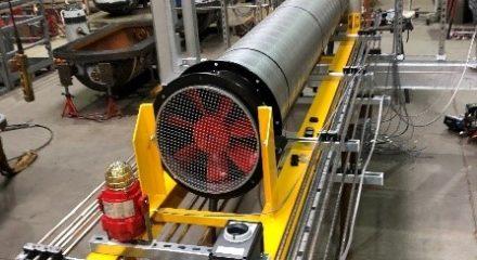 High Pressure Gas Supply System