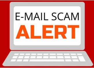 E-mail fraud: abuse of the name SEW