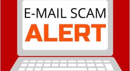 E-mailfraude: misbruik van de naam van SEW